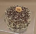 Torta Čierno-biela torta