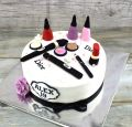 Torta Torta s Kkozmetikou Dior