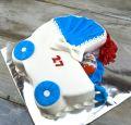 Torta Torta kočiar