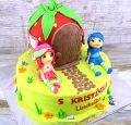Torta Rozpravkova torta