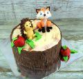 Torta Torta Kmeň stromu