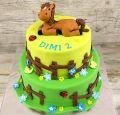 Torta Torta s koníkom