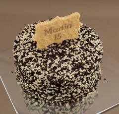 Torta s nádpisom