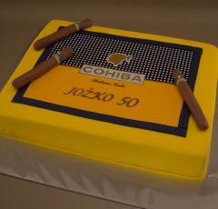 Torta Humidor