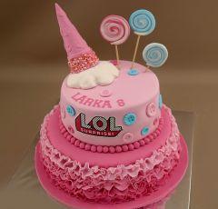 Torta LOL surprise