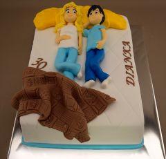 Torta Postel