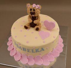 Torta s macíkom