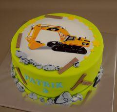 Torta s bagrom