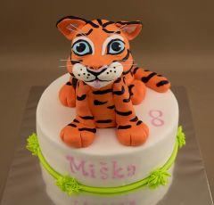Torta s tigrom
