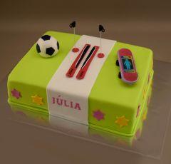 Športová torta