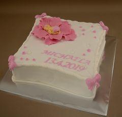 Torta Vankúš