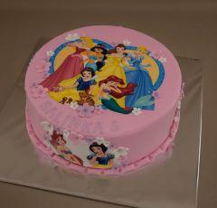 Torta princezné