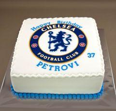 Futbalová torta
