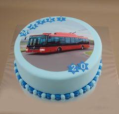 Torta Trolejbus