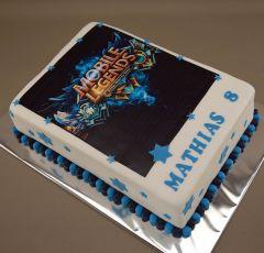 Torta s obrázkom
