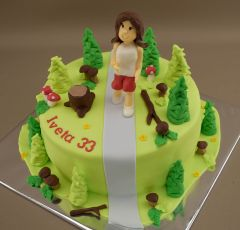 Bežecká torta
