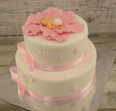 Krstinová torta