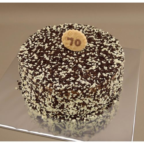 Najnovšie torty » Torta Čierno-biela torta