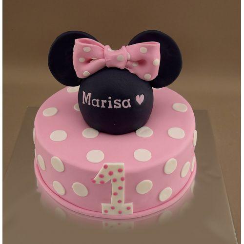 Najnovšie torty » Torta Narodeninová torta Minnie
