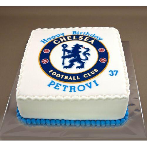 Najnovšie torty » Torta Narodeninová futbalová torta