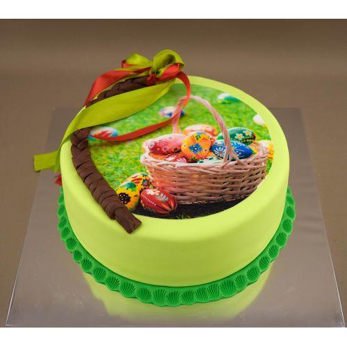 Najnovšie torty » Torta Veľkonočná torta