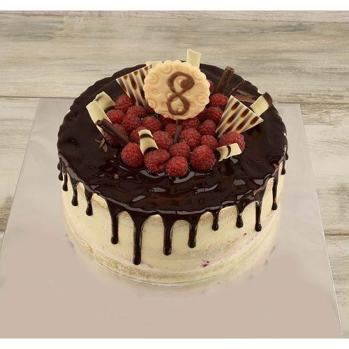 Najnovšie torty » Torta Narodeninová nahá torta