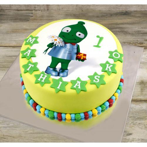 Najnovšie torty » Torta Narodeninová torta Alzák