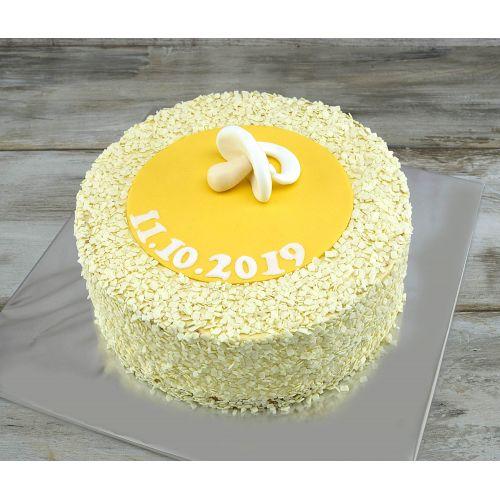 Najnovšie torty » Torta Krstinová torta