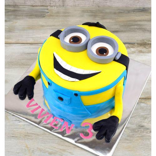 Najnovšie torty » Torta Detská narodeninová torta Mimon