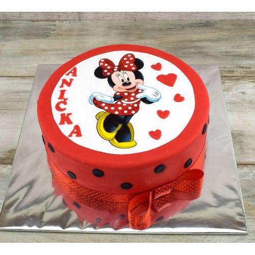 Najnovšie torty » Torta Detská narodeninová torta Minnie