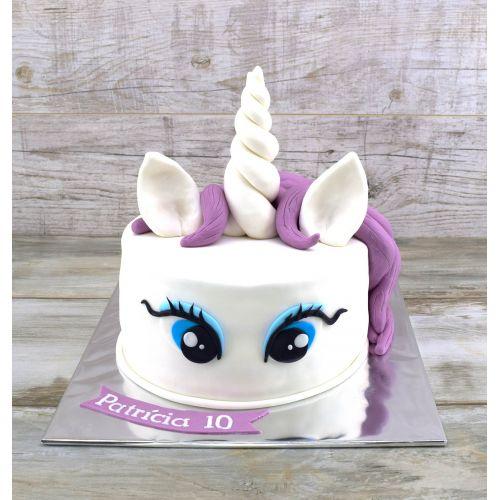 Najnovšie torty » Torta Detská narodeninová torta Jednorožec