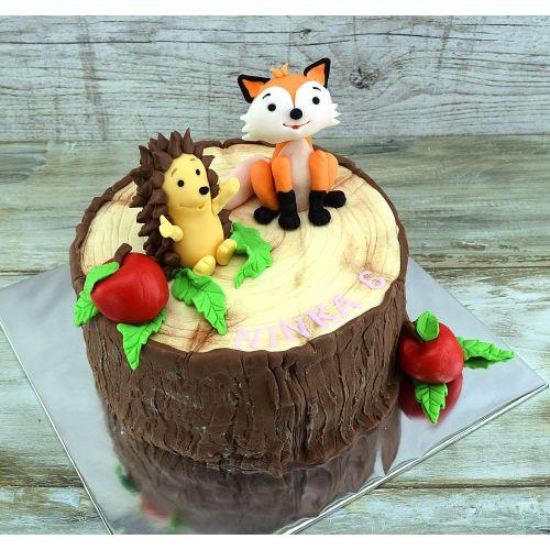 Najnovšie torty » Torta Narodeninová torta